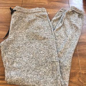 Mossimo soft knit jogger pants